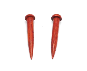 Bloodwood Nail Tapers