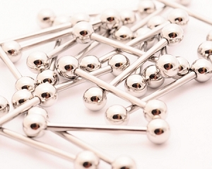 Surgical Stainless Steel Barbell (per piece)