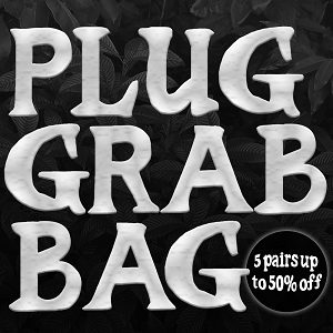 5 Pairs Plugs Grab Bag