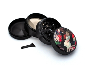 Aluminum Alloy 5-piece Alice Style 1 Picture Grinder