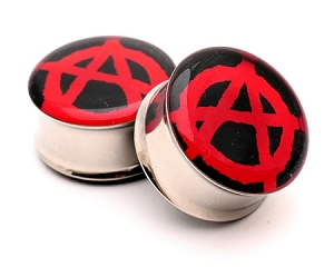 Anarchy Picture Plugs