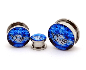 Born of Osiris A Higher Place Steel Picture Plugs