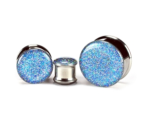 Embedded Hypnotic Glitter Plugs