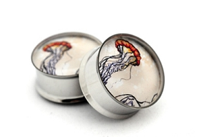 Jellyfish Picture Plugs