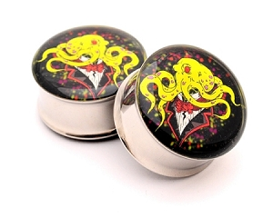 Mr. Octopus Picture Plugs