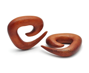 Bloodwood Triangular Spirals