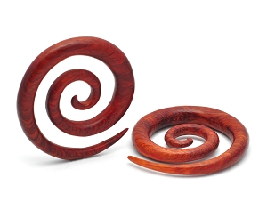 Bloodwood Super Spirals