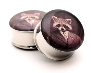 Raccoon Tycoon Picture Plugs