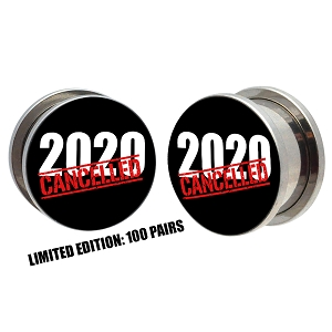 *Limited Edition* 2020 is CANCELLED Steel Picture Plugs