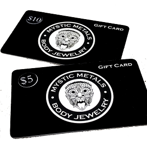 Mystic Metals Gift Card
