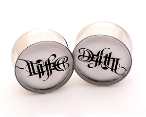 Life and Death Picture Plugs