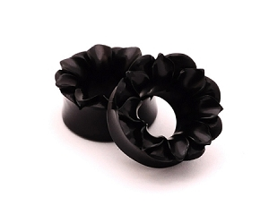Buffalo Horn Lotus Flower Tunnels