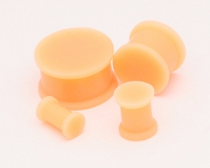 Silicone Plug Retainers - 3 Different Shades
