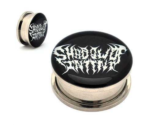 Shadow of Intent Logo Steel Picture Plug