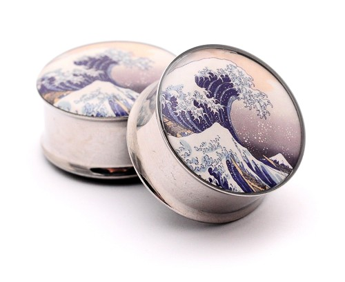 Tidal Wave Picture Plugs